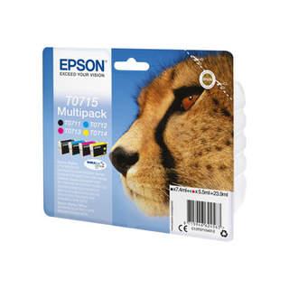 C13T07154022 – Epson T0715 Multipack
