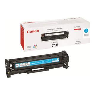2661B002 – Canon 718 Cyan