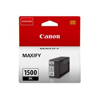 9218B001 – Canon PGI-1500 BK