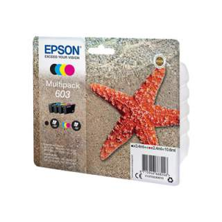 C13T03U64020 – Epson 603 Multipack
