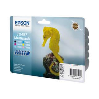 C13T04874010 – Epson Multipack T0487