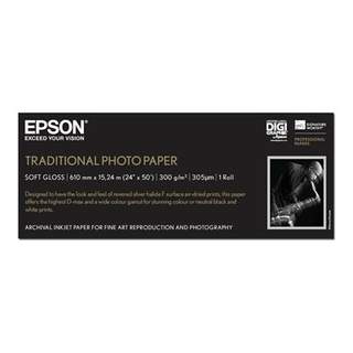 C13S045055 – Epson Traditional Photo Paper