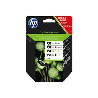C2P43AE#301 – HP 950XL/951XL Combo Pack