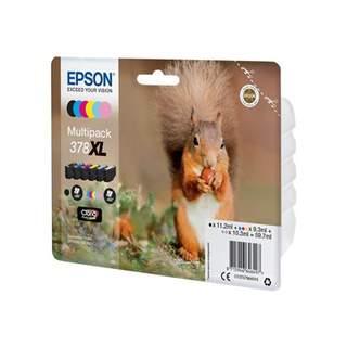 C13T37984010 – Epson 378XL Multipack