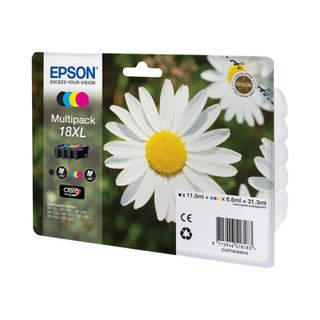 C13T18164022 – Epson 18XL Multipack