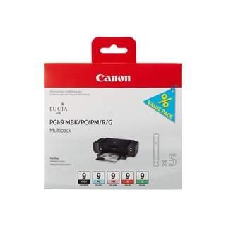 1033B013 – Canon PGI-9 MBK/PC/PM/R/G Multi-Pack
