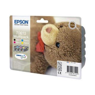 C13T06154010 – Epson T0615 multipack