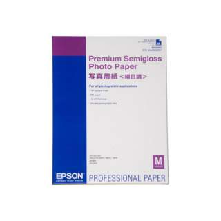 C13S042093 – Epson Premium Semigloss Photo Paper
