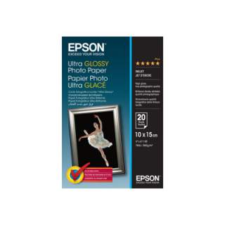 C13S041926 – Epson Ultra Glossy Photo Paper