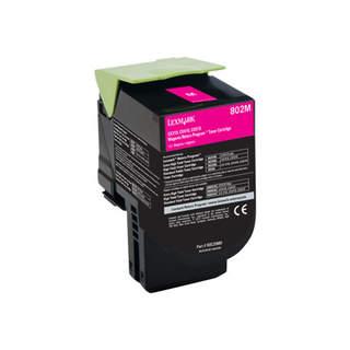 80C20M0 – Lexmark 802M