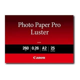 6211B026 – Canon Photo Paper Pro Luster LU-101