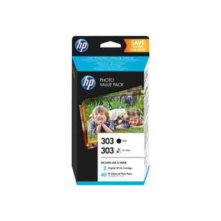 Z4B62EE – HP 303 Photo Value Pack