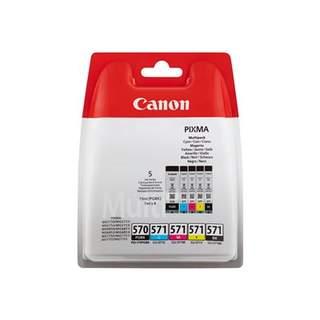 0372C004 – Canon PGI-570/CLI-571 PGBK/BK/C/M/Y Multi Pack