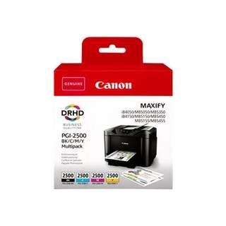 9290B004 – Canon PGI-2500 BK/C/M/Y Multipack