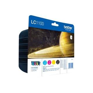 LC1100VALBPDR – Brother LC1100 Value Pack