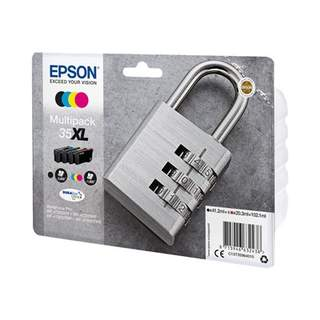 C13T35964020 – Epson 35XL Multipack