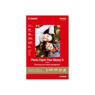 2311B019 – Canon Photo Paper Plus Glossy II PP-201