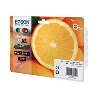 C13T33574011 – Epson 33XL Multipack