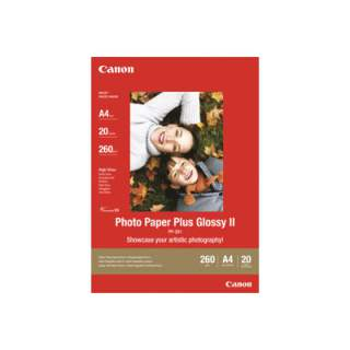 2311B021 – Canon Photo Paper Plus Glossy II PP-201