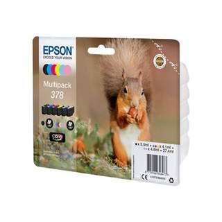C13T37884020 – Epson 378 Multipack