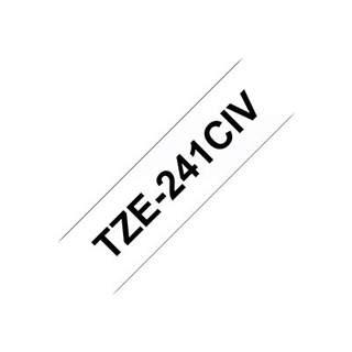 TZE241CIV – Brother TZe-241CIV