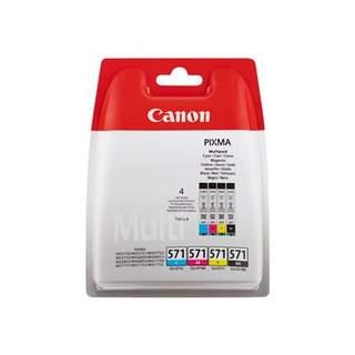 0386C004 – Canon CLI-571 C/M/Y/BK Multipack