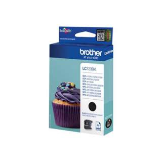 LC123BK – Brother LC123BK