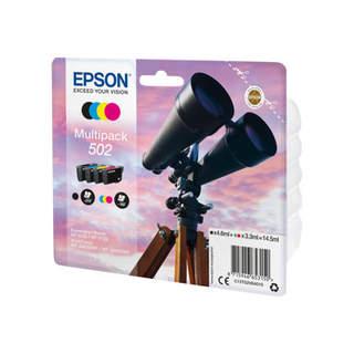 C13T02V64020 – Epson 502 Multipack