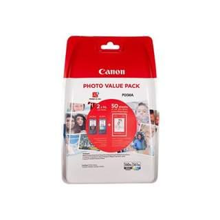 3712C004 – Canon PG-560XL/CL-561XL Photo Value Pack