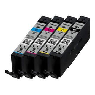 2103C004 – Canon CLI-581 BK/C/M/Y Multi Pack