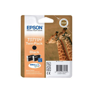 C13T07114H10 – Epson T0711 Twin Pack
