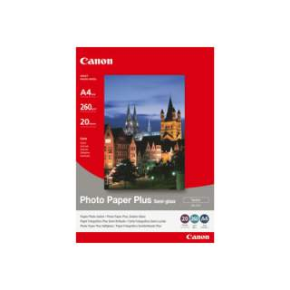 1686B021 – Canon Photo Paper Plus SG-201
