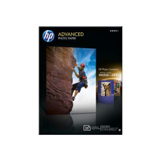 Q8696A – HP Advanced Glossy Photo Paper